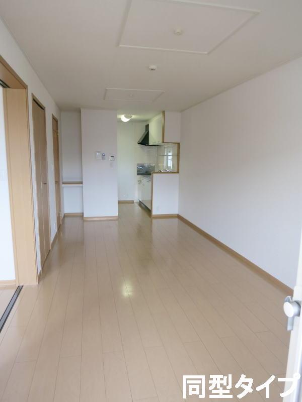 グラジオ 02010号室のキッチン
