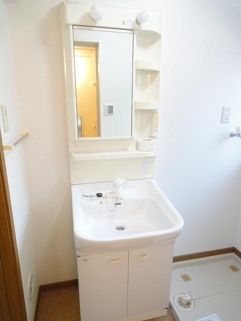 フジハイムⅡ 01010号室の洗面所