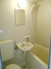 ジュネパレス津田沼A-2 0201号室の風呂