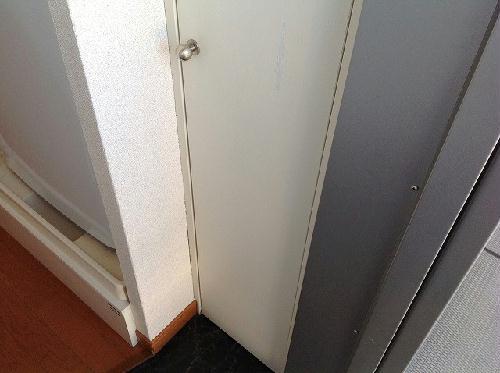 レオパレスステーションプラザⅢ 102号室の収納