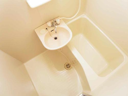 レオパレス常盤 201号室の風呂