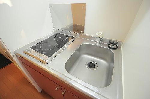 レオパレスマルミヤ 104号室の風呂