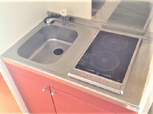 レオパレスステーションプラザⅢ 204号室の風呂