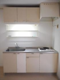 ジュネパレス八千代第28 0102号室のキッチン