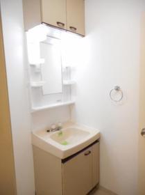 ジュネパレス八千代第28 0102号室の洗面所