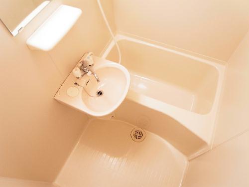 レオパレスコーワ ビレッジ 206号室の風呂