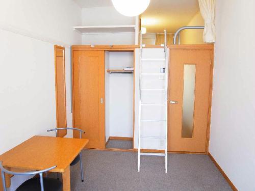 レオパレスコーワ ビレッジ 206号室の収納