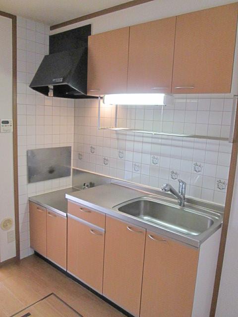 チェリーブロッサム 01010号室の風呂
