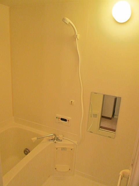 チェリーブロッサム 01010号室の洗面所