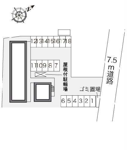 レオパレスベッラハピア 202号室のその他