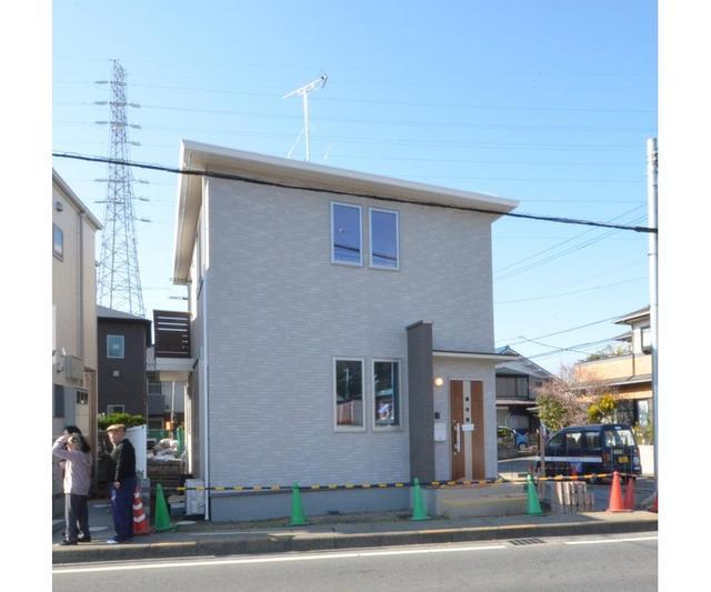 鎌倉大船戸建の外観