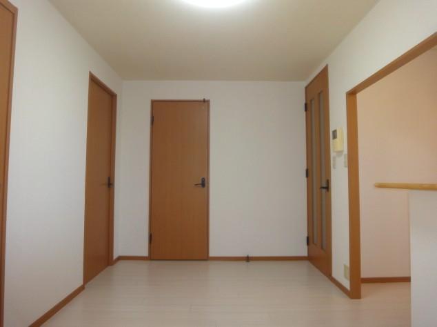 サンタプレイスⅢ 101号室のリビング