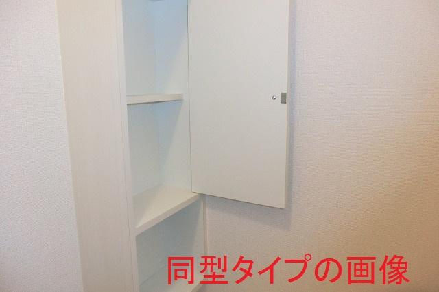 バーミィ Ⅲ 01030号室のその他