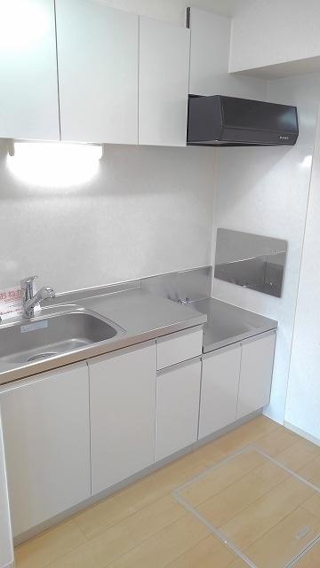 アンセム 01020号室のキッチン