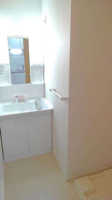 アンセム 01020号室の洗面所
