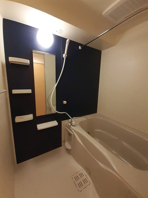ラブノース 01030号室の風呂
