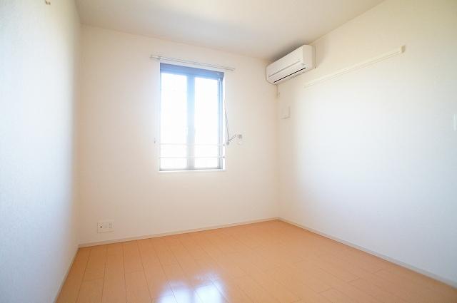 ブランカA 02010号室のバルコニー