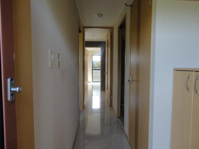 レジデンスヒルズカコⅠ 103号室のキッチン