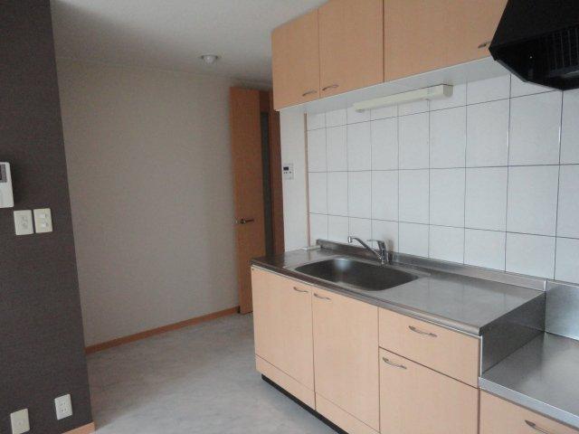 レジデンスヒルズカコⅠ 103号室の洗面所