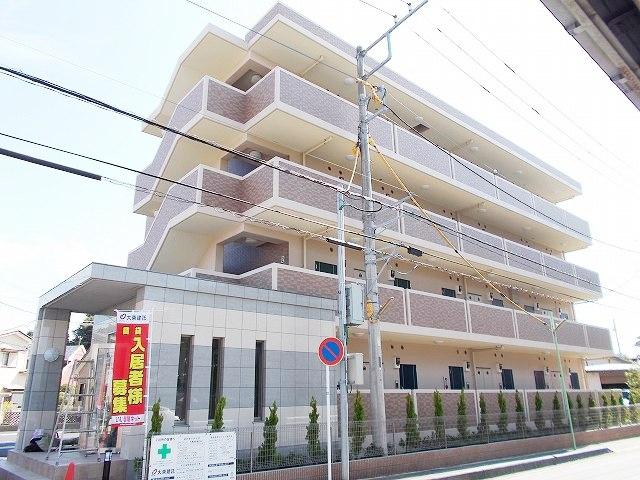 パール・シェル鎌倉の外観