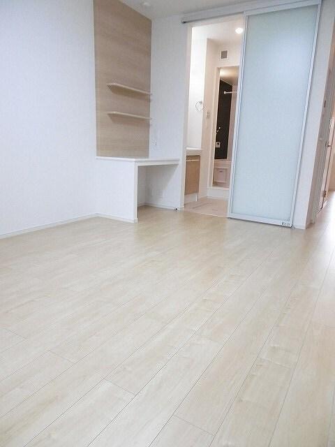 サンクセット 01030号室のトイレ