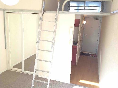 レオパレス山手 201号室の風呂