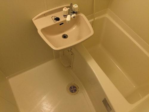 レオパレス輝 104号室の風呂