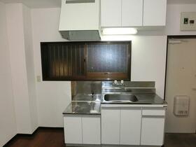 レジデンス岡野Ⅱ 203号室のキッチン