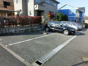 レジデンス岡野Ⅱ 203号室の駐車場