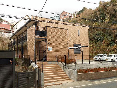 レオネクスト湘南町屋Ⅱの外観