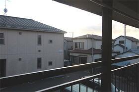 川延荘 202号室の景色