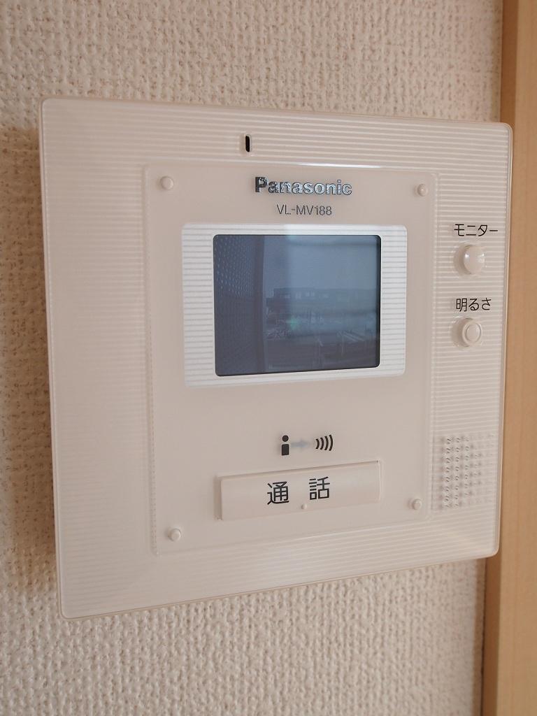 サニーブライトⅡ 02050号室のセキュリティ