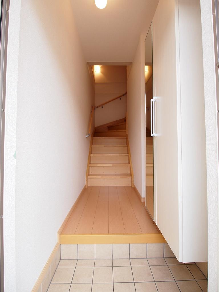 サニーブライトⅡ 02050号室のバルコニー