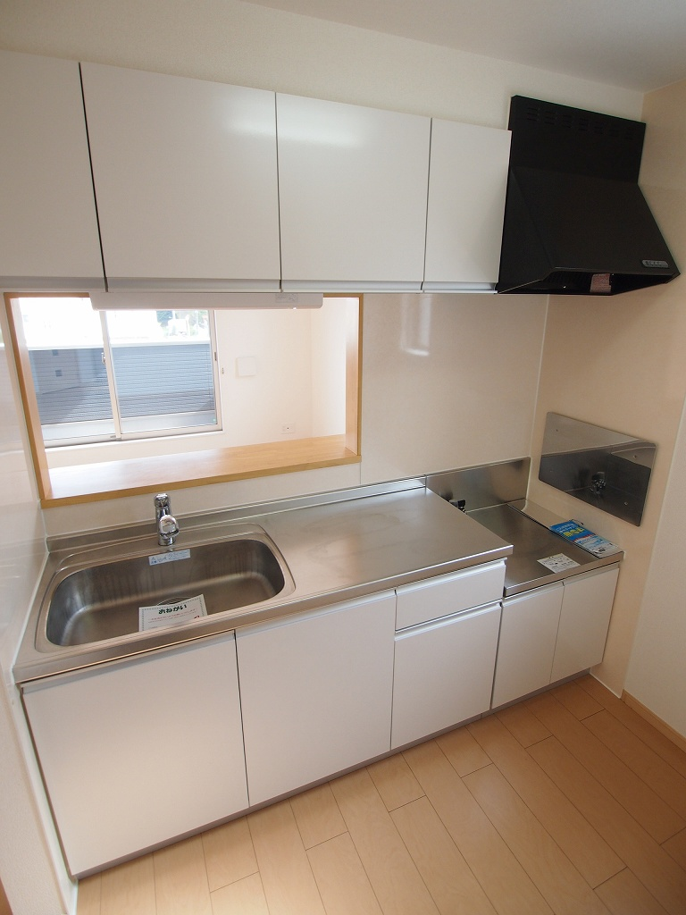 サニーブライトⅡ 02050号室のキッチン