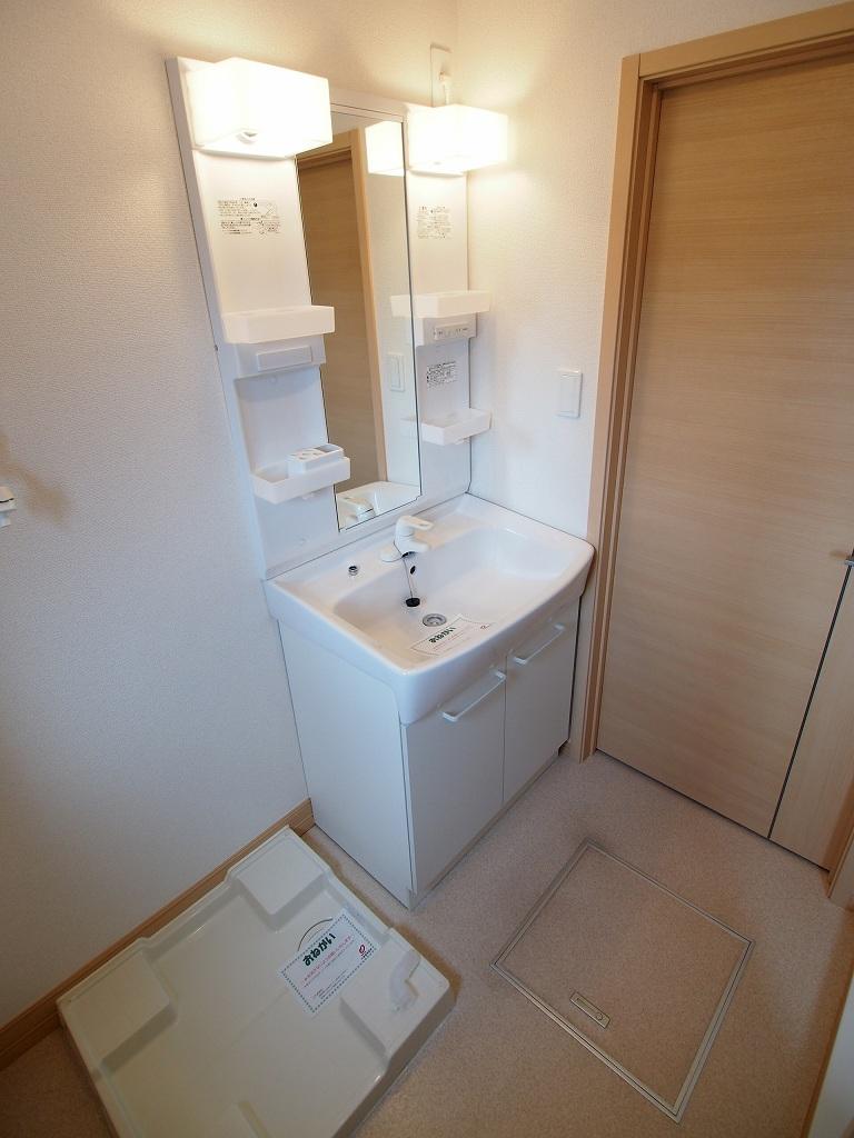 サニーブライトⅡ 02050号室の風呂
