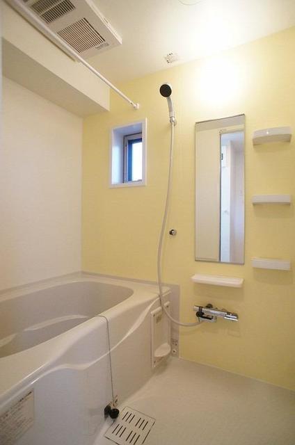 ミーティアC 02020号室の風呂
