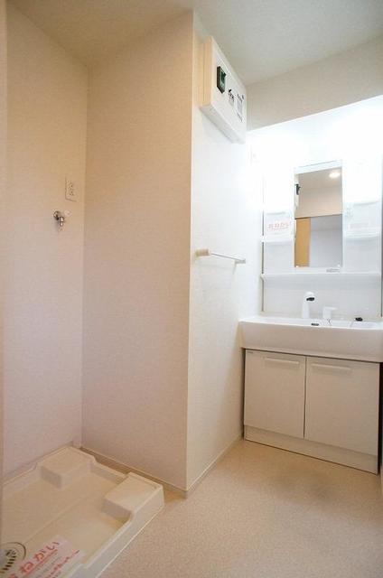 ミーティアC 02020号室のトイレ