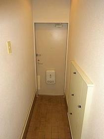エスペランサ田園X 101号室の玄関