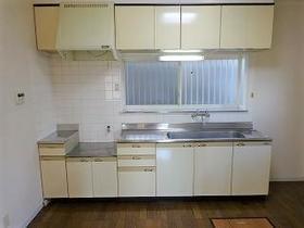エスペランサ田園X 101号室のキッチン