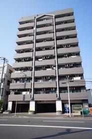 ラメール横浜の外観