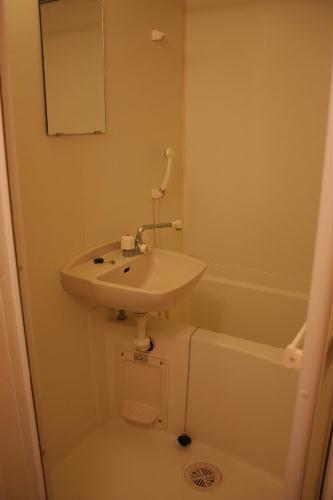 レオパレス芦田スマイルⅡ 101号室の風呂