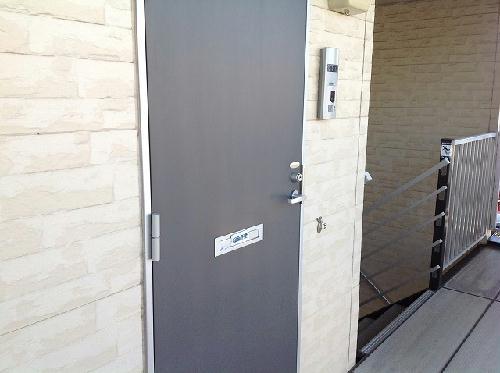 レオパレスステーションプラザⅡ 204号室のリビング