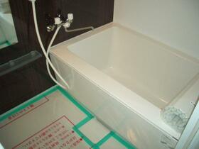 第1豊田コーポ 203号室の風呂