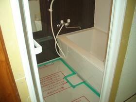 第1豊田コーポ 203号室の洗面所