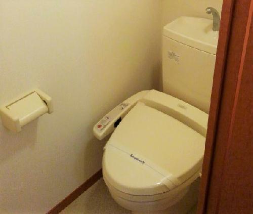 レオパレスききょう 203号室のトイレ