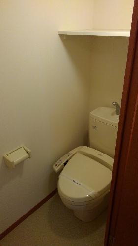 レオパレスききょう 102号室のトイレ