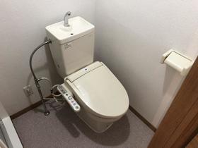 丸栄ビル 303号室のトイレ