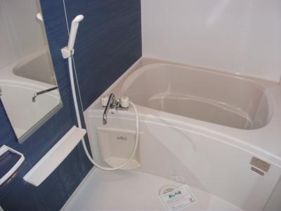 soybean flour 01030号室の風呂