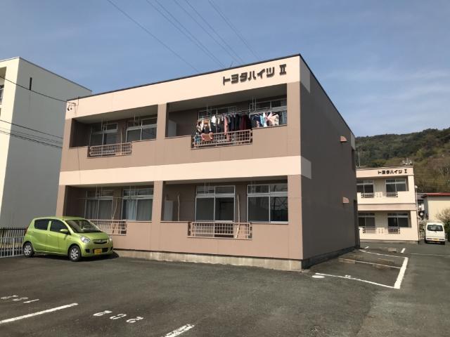 トヨタハイツⅡ外観写真