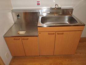アーネスト矢向Ⅲ 202号室のキッチン